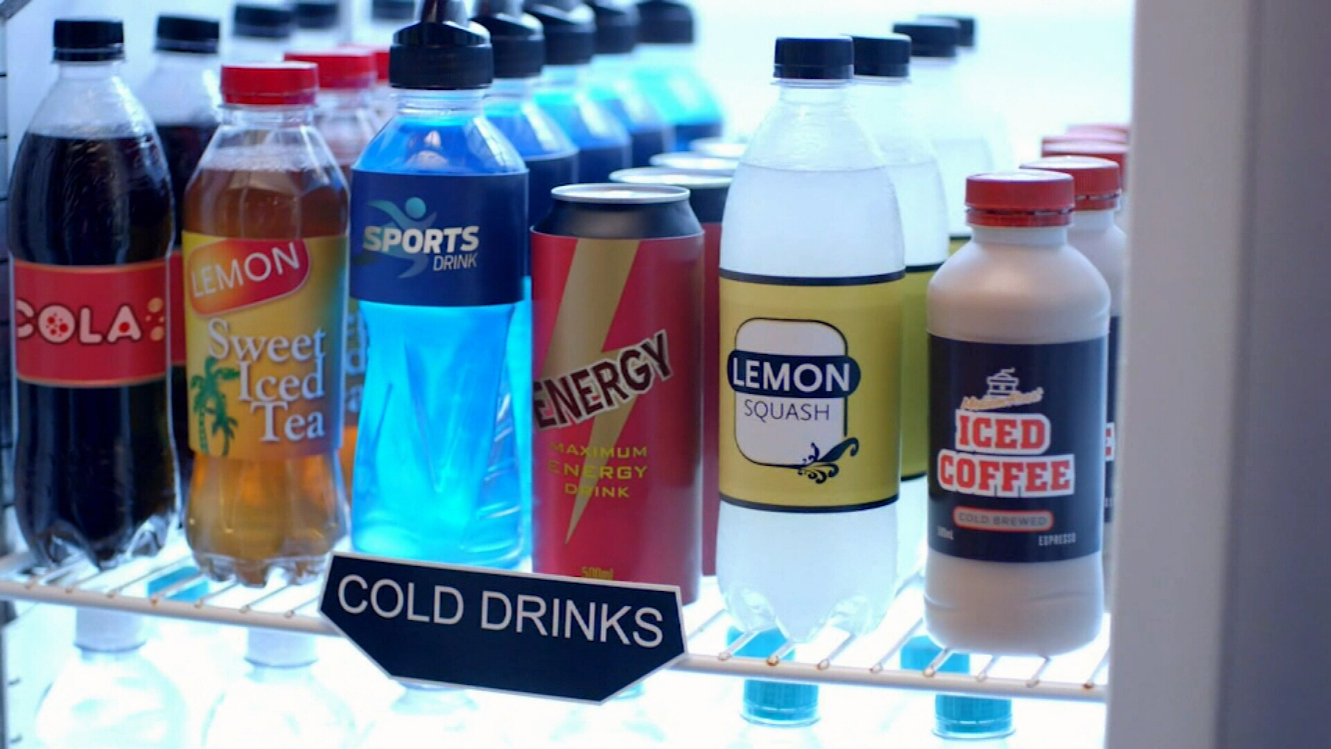 Sugary drinks linked to cancer