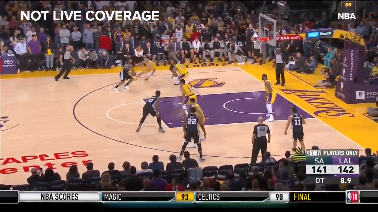 Mills drills game-winner