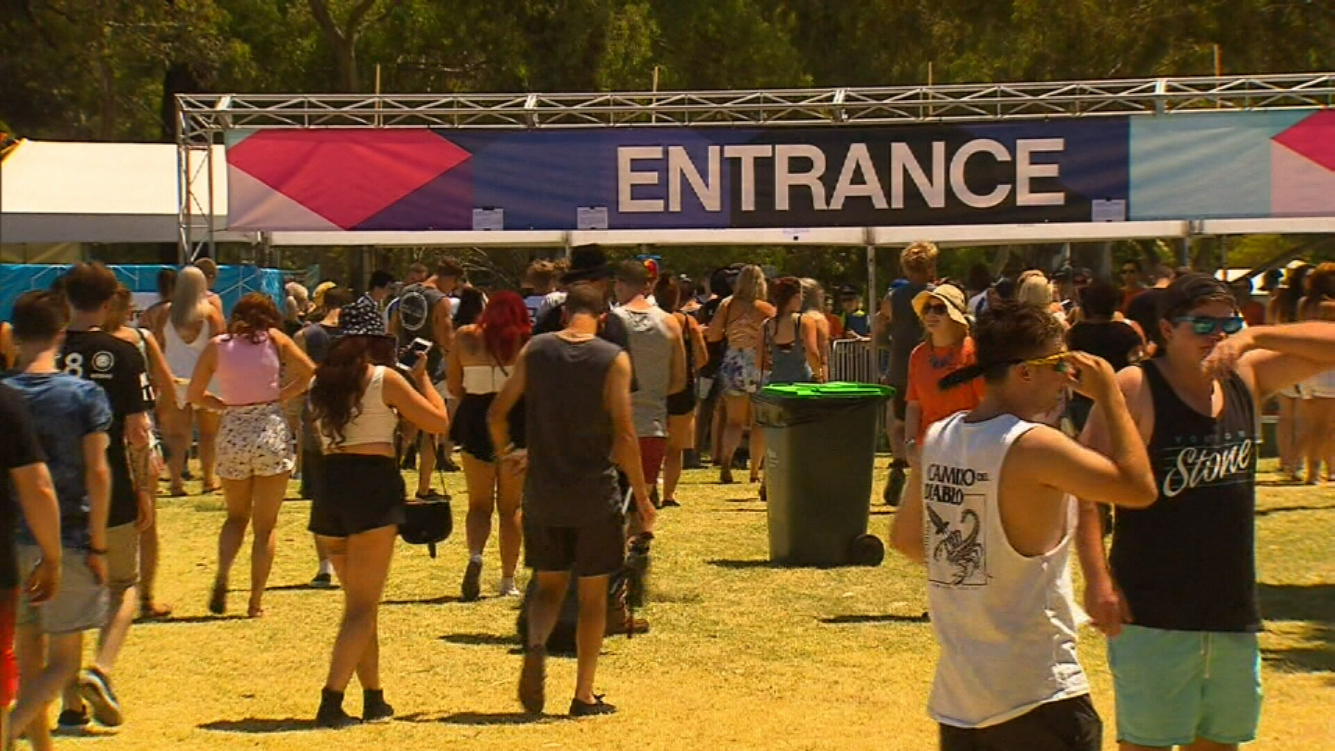 Drug dealers could face 25 years for music festival deaths