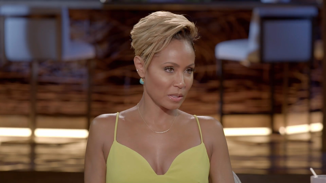Jada Pinkett Smith reveals she dated Alfonso Ribeiro