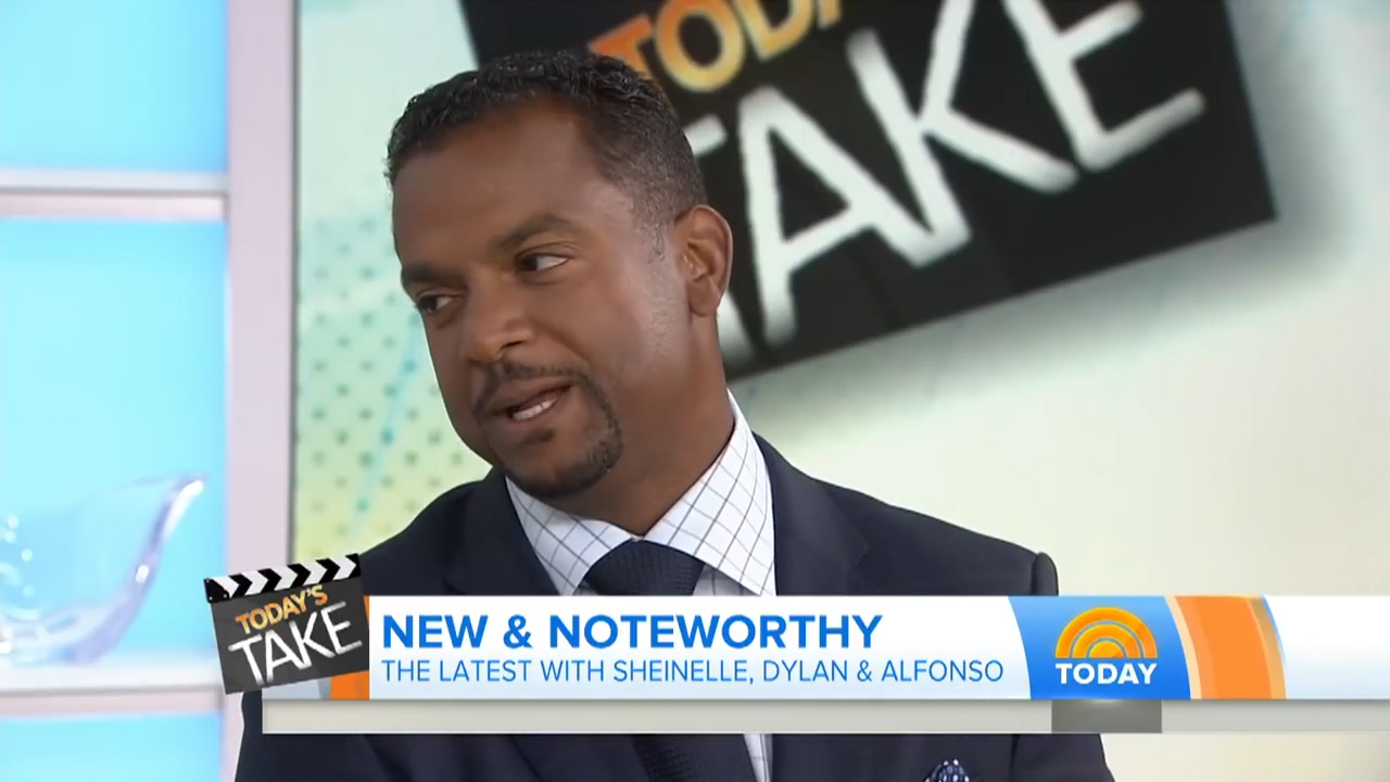 Alfonso Ribeiro talks 'The Fresh Prince of Bel-Air' reboot
