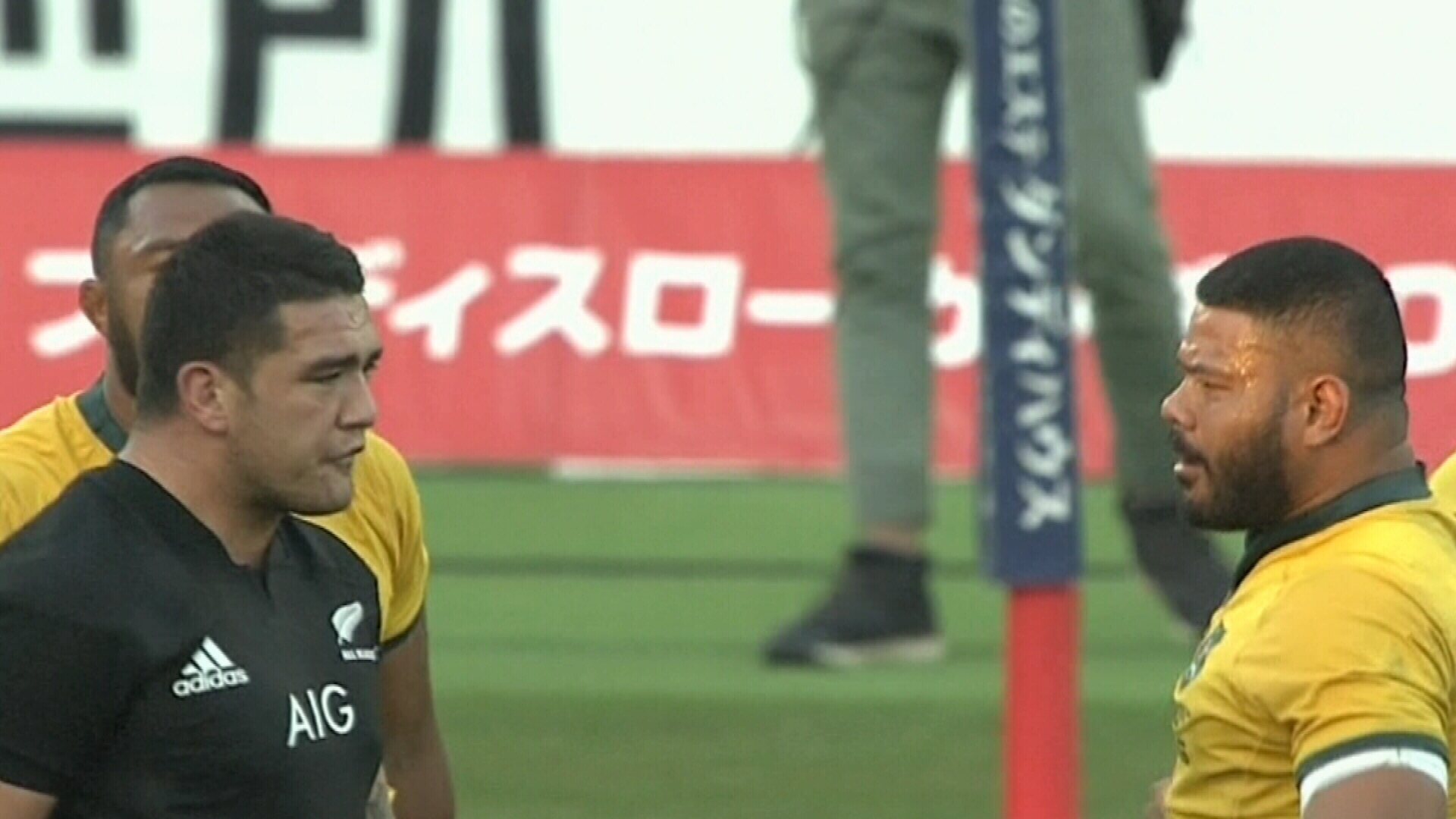 Wallabies crushed by All Blacks