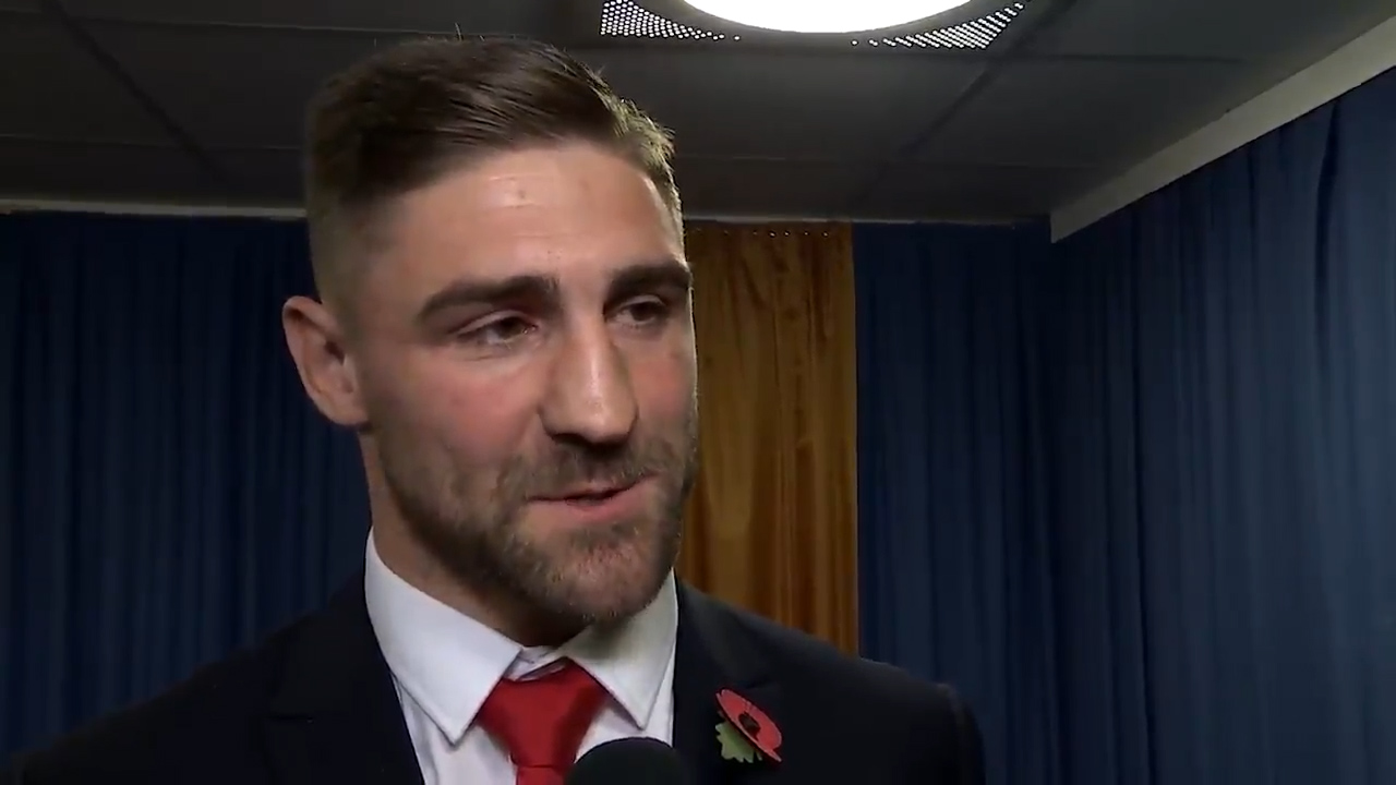 Makinson stunned by Golden Boot win