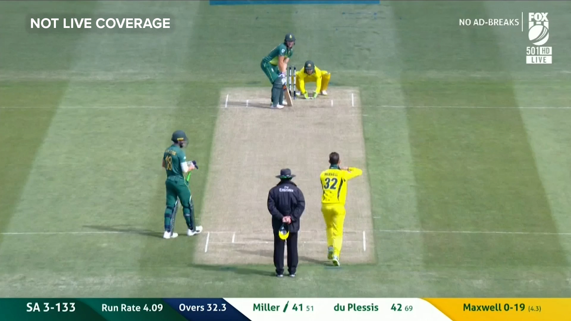Proteas breach 15-second DRS window