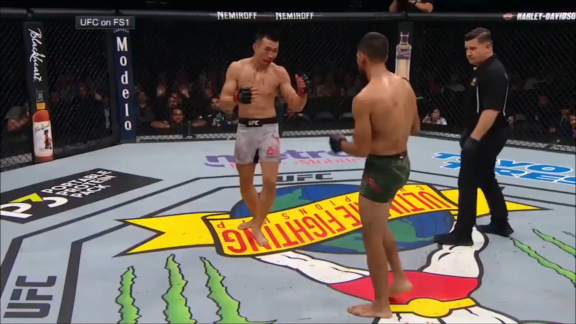 Rodriguez puts up contender for KO of the year