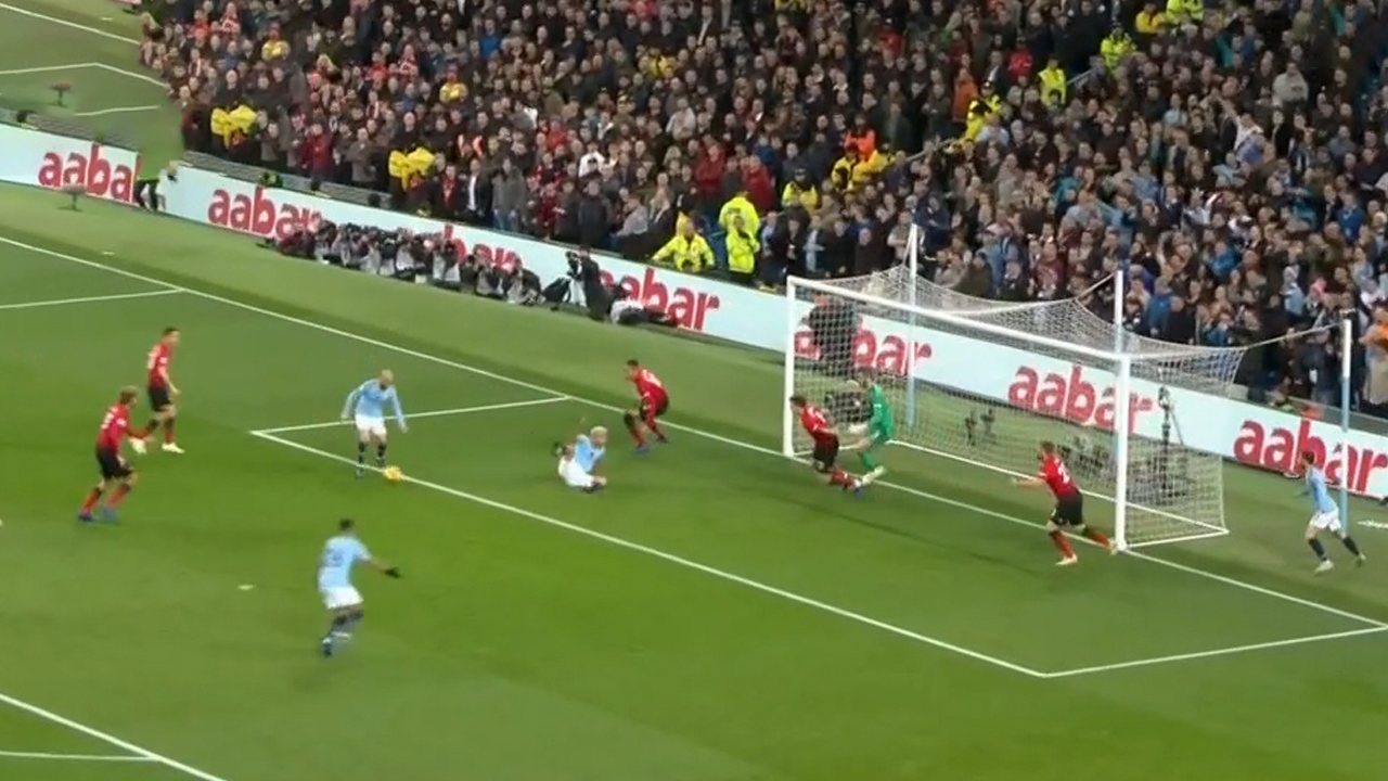 City down United in Manchester derby