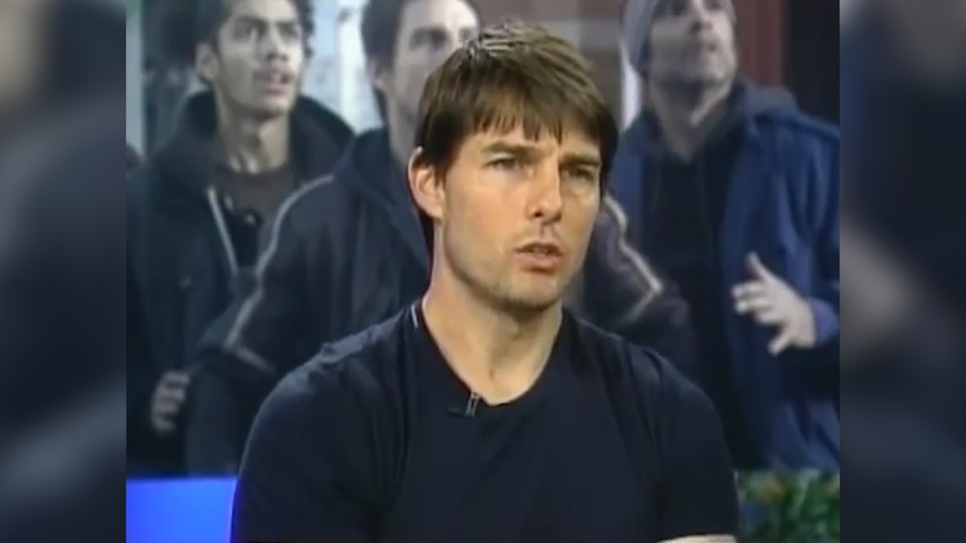 Tom Cruise talks about Scientology as a religion