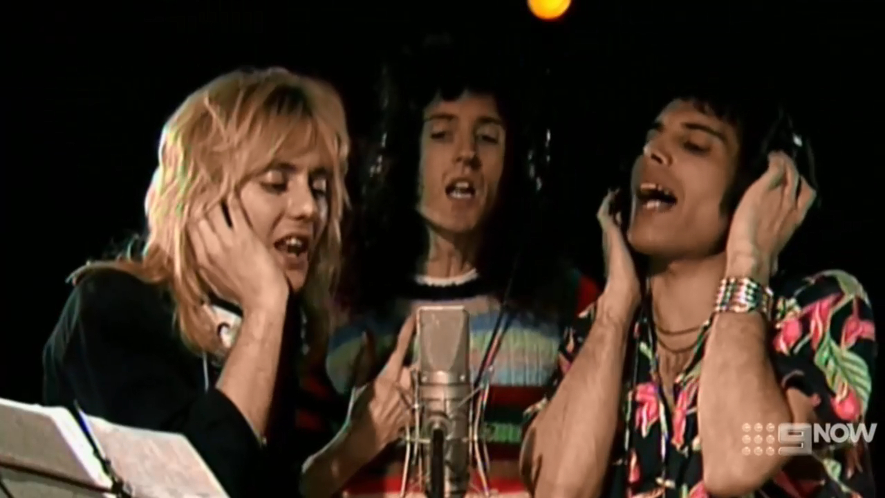 Queen describe the making of 'Somebody to Love'