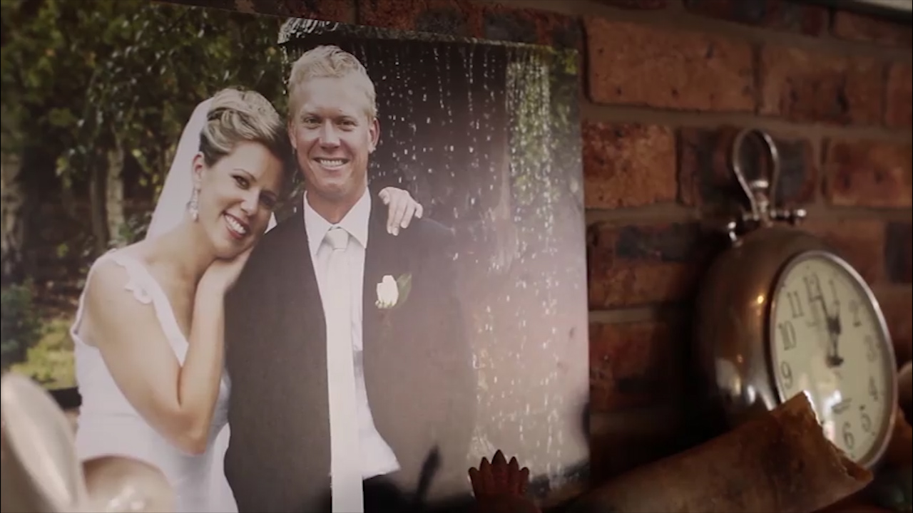 Widow of man killed in Melbourne trench tragedy speaks out