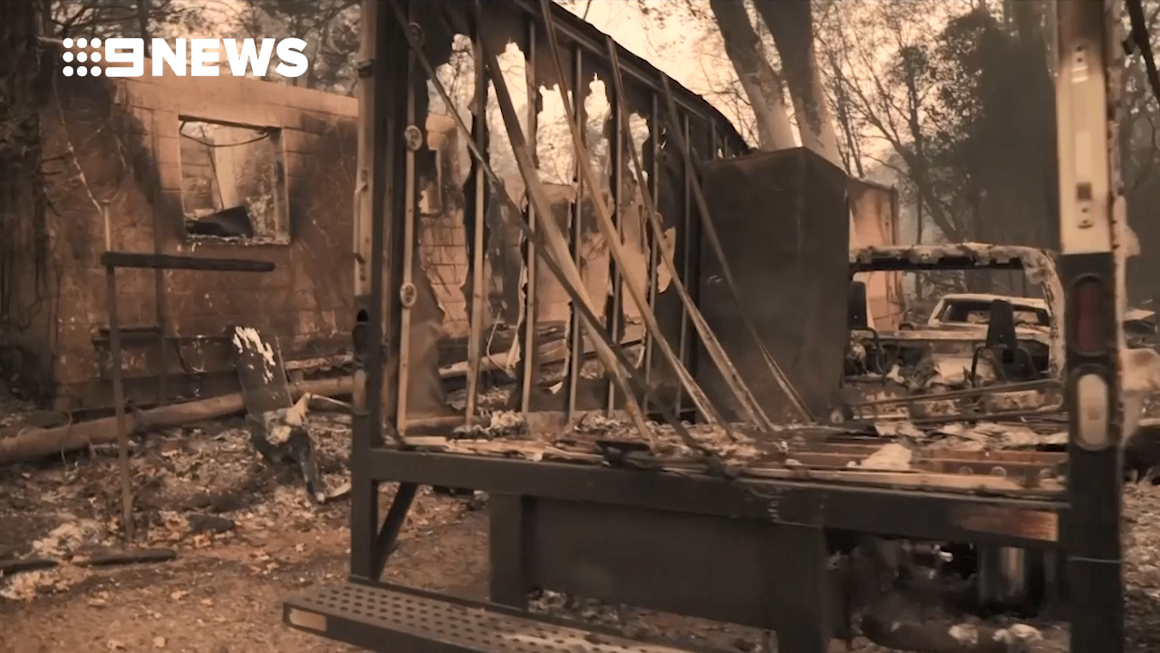 Victims' of California blaze identified as death toll climbs to 48