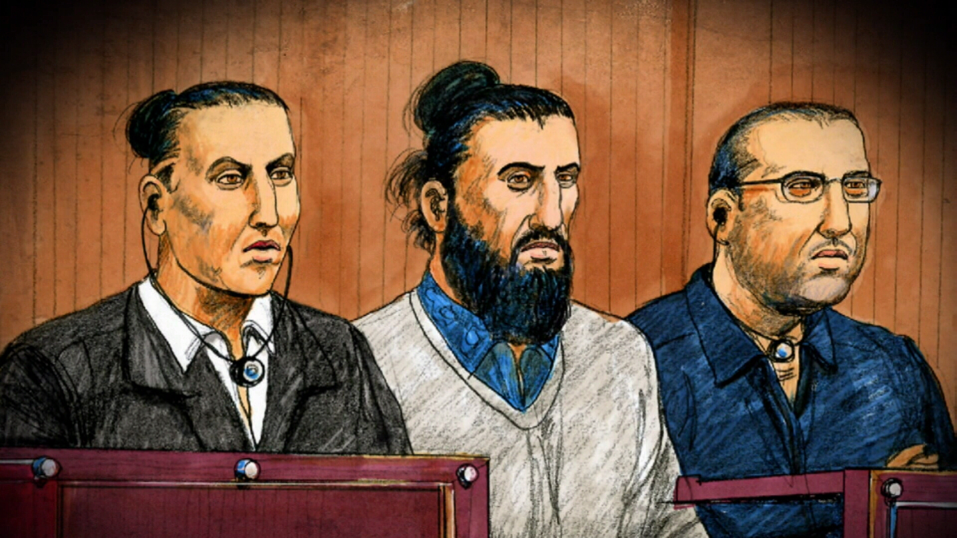 Men found guilty of Melbourne terror plot
