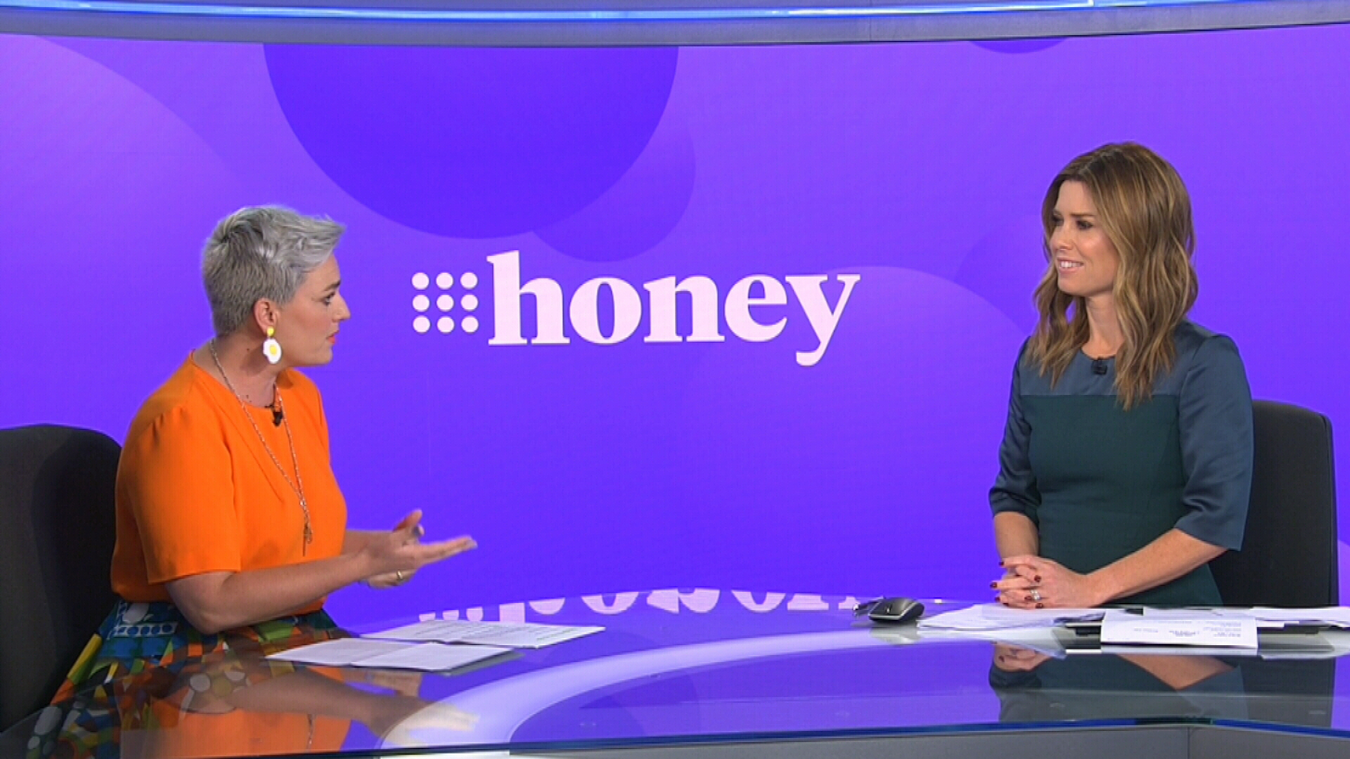 9Honey talks today's issues with 9News Now
