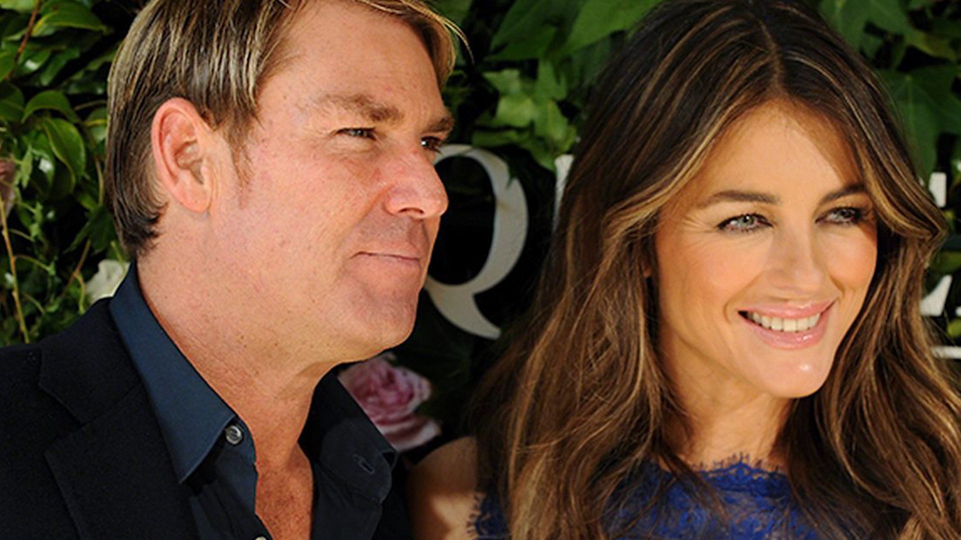 Shane Warne wants Liz Hurley's engagement ring back