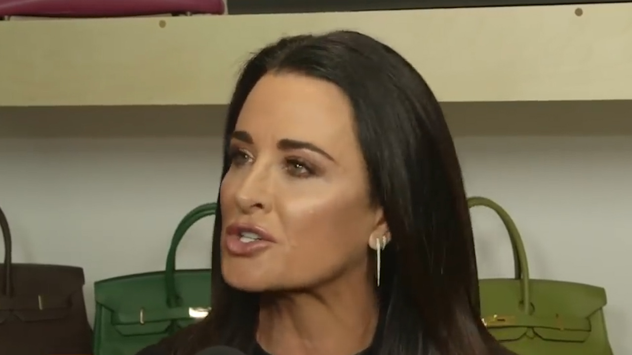 Kyle Richards opens up about Lisa Vanderpump departure rumours
