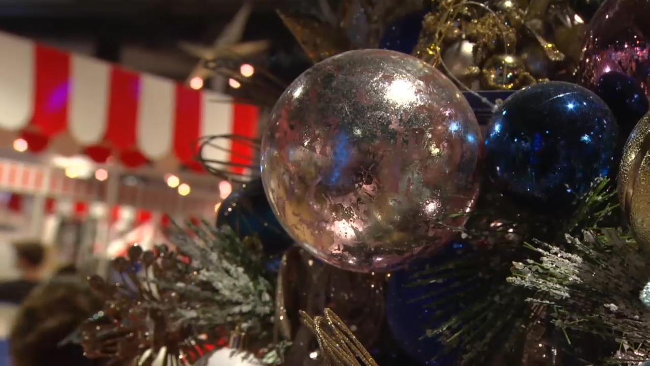Christmas spending figures released