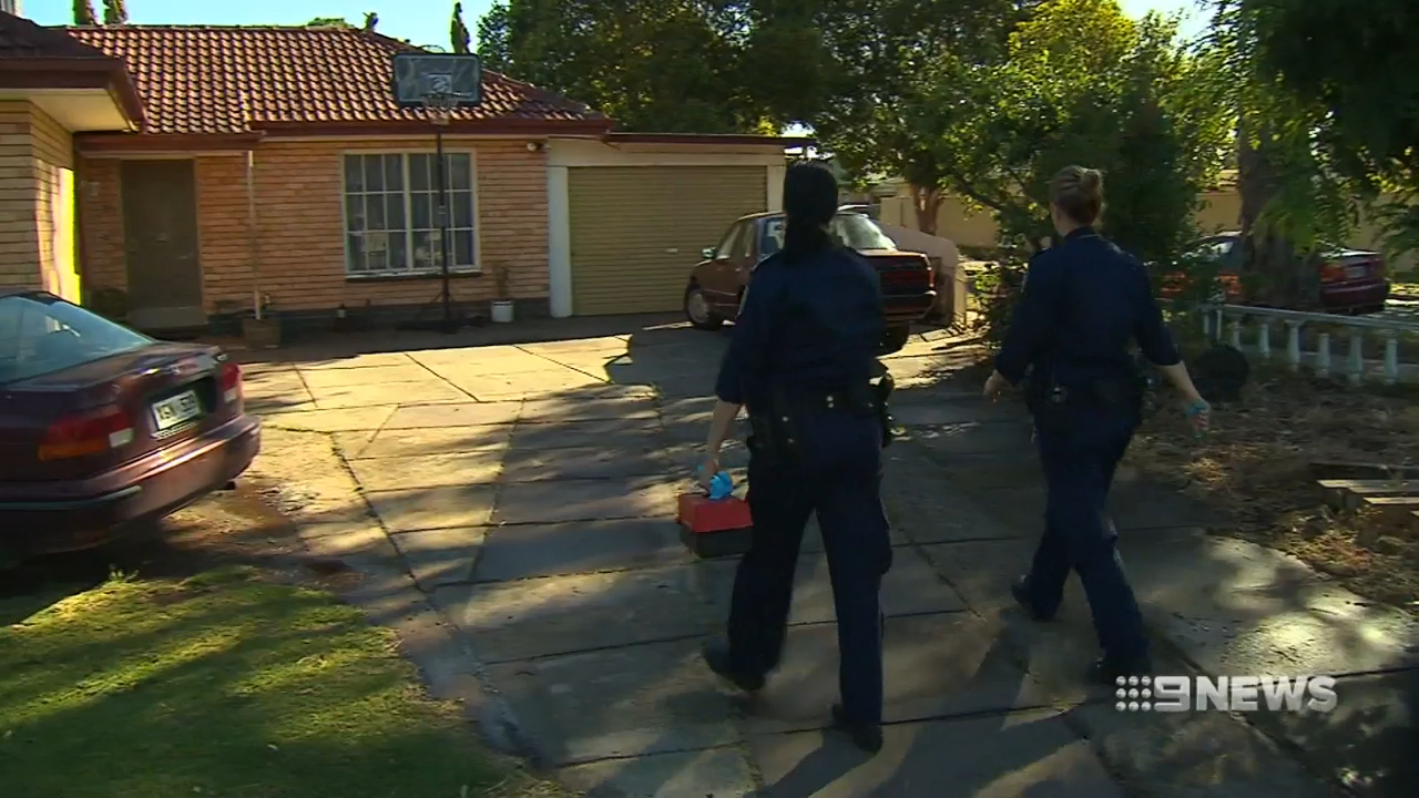 Two homes broken into in South Australian suburb