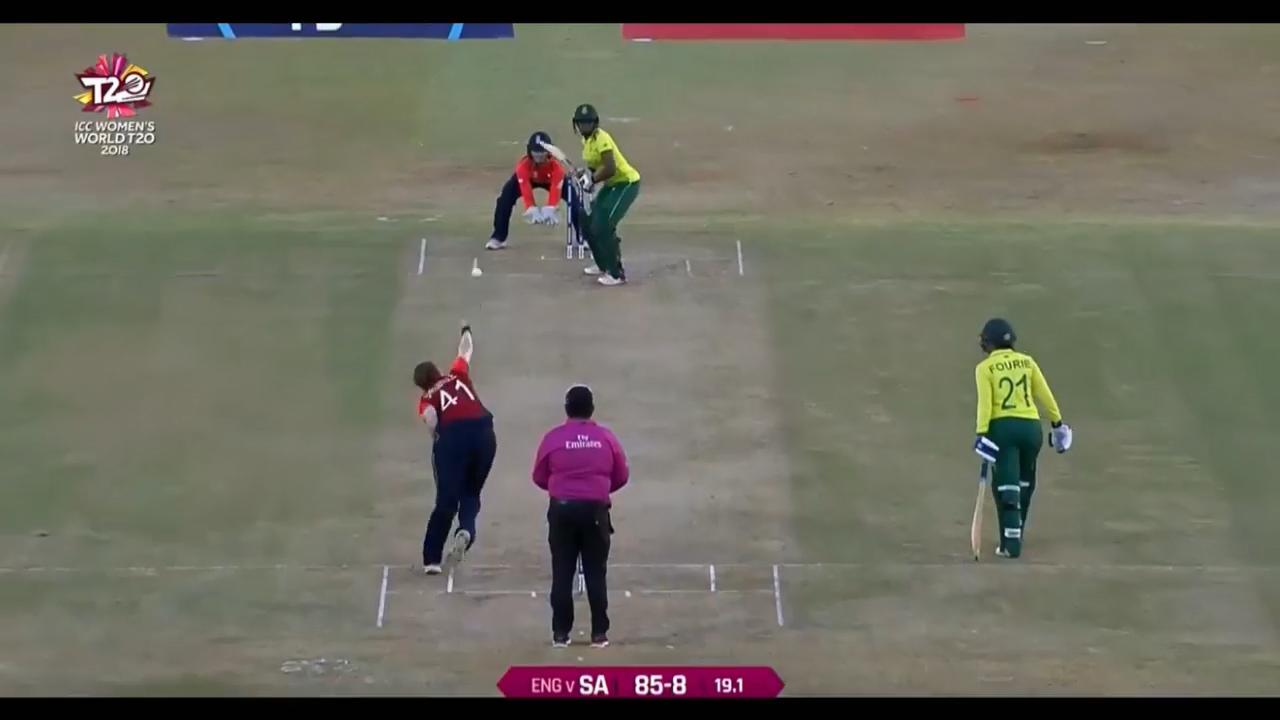 Shrubsole takes WT20 hat-trick