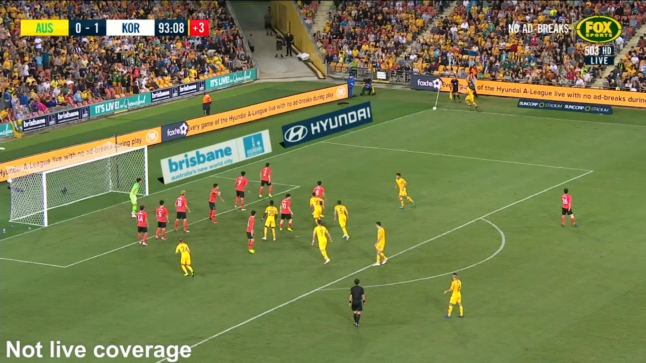Late VAR controversy saves Socceroos