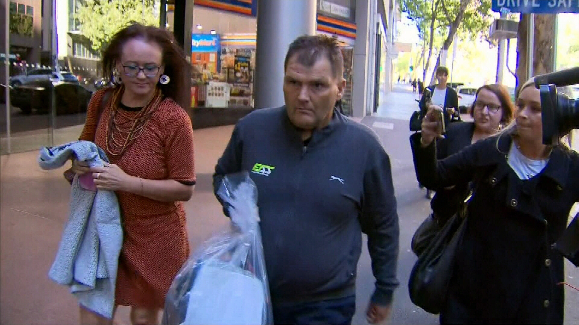 'Trolley Man' from Bourke Street attack wants to 'prove people wrong'