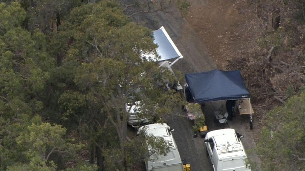 Murder probe underway near Perth