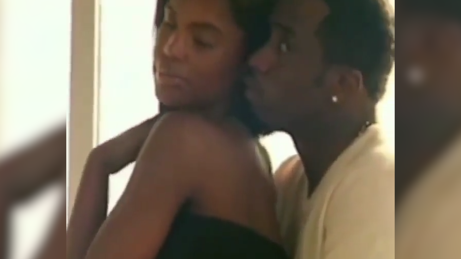 Diddy shares video tribute of ex-girlfriend Kim Porter