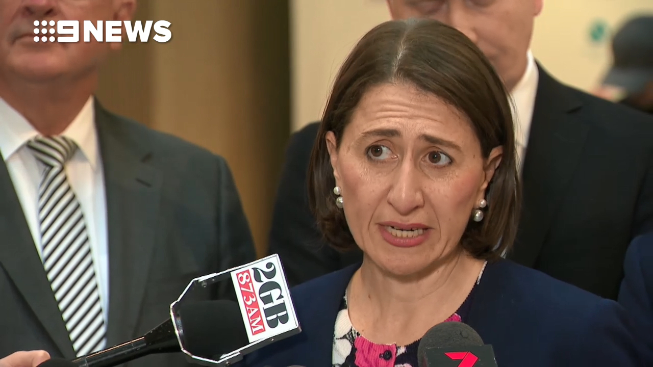 NSW Premier pledges to leave 'no stone upturned' in Kogarah sex attack