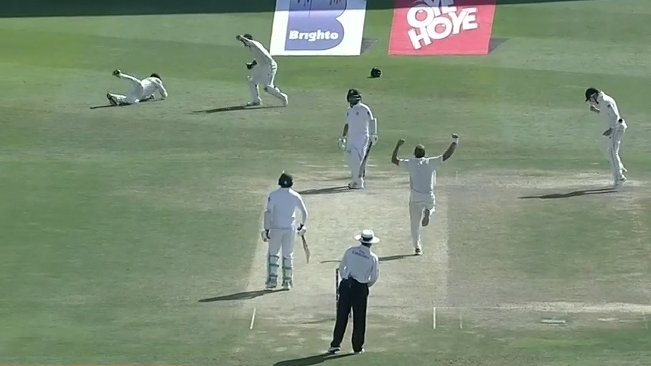 NZ's epic UAE Test win