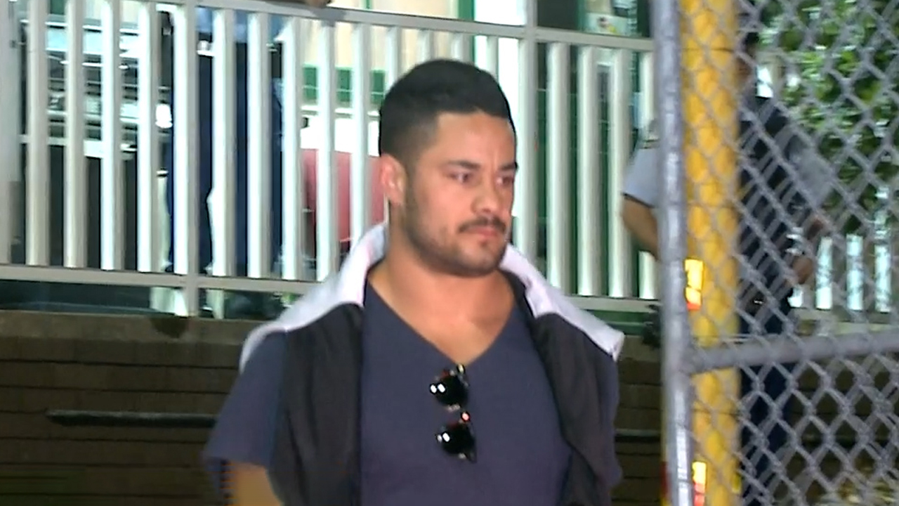 Hayne released on bail