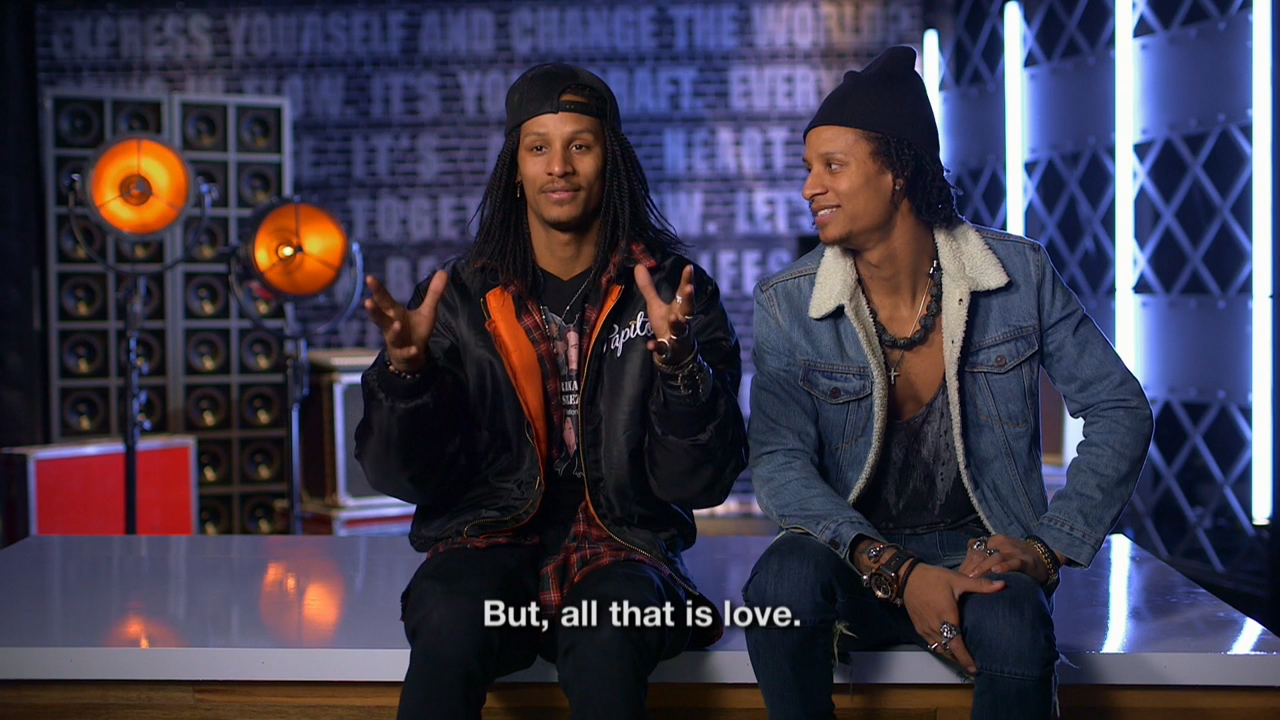 Beyonce's dancers Les Twins appear on 'World of Dance'