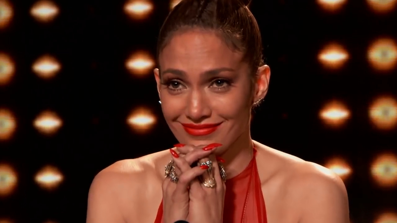 Jennifer Lopez stars in World of Dance