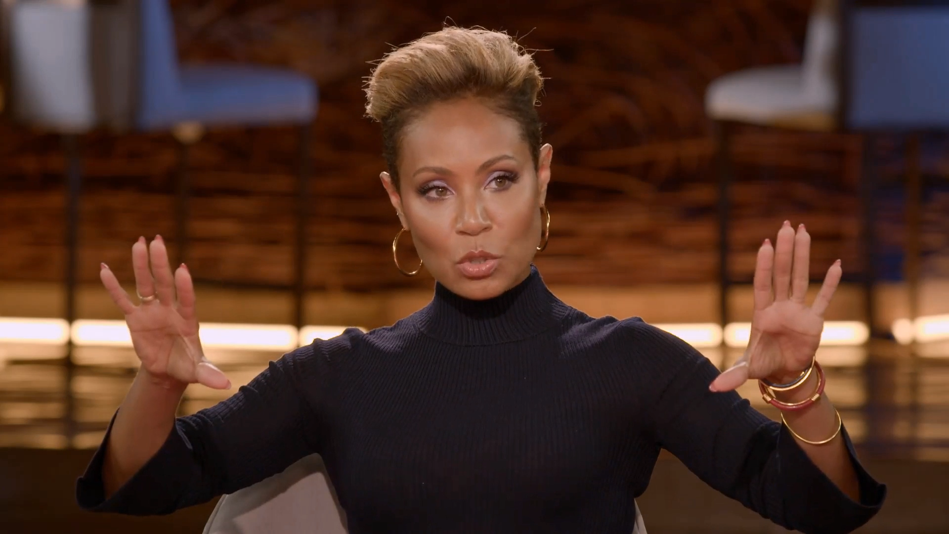 Jada Pinkett Smith opens up about an aggressive ex-boyfriend
