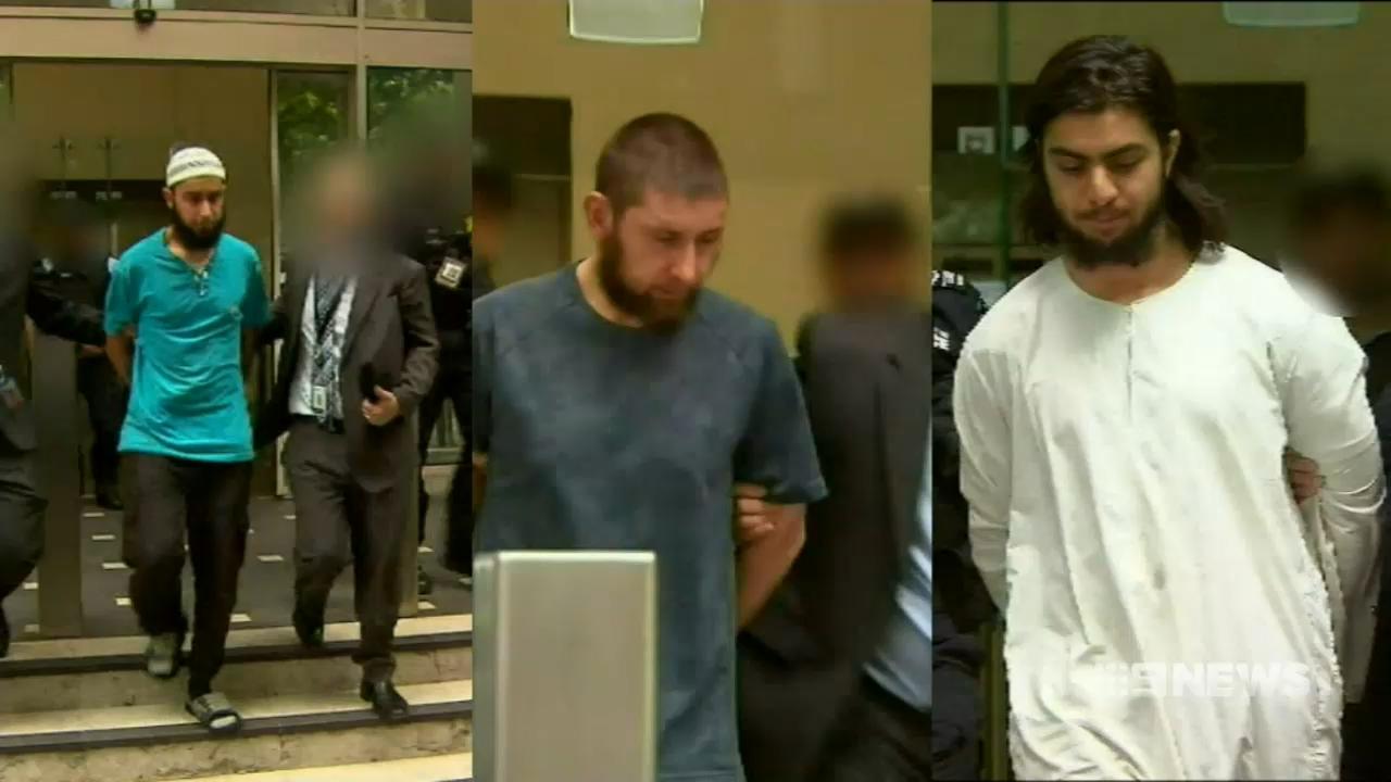 Melbourne terror accused face court