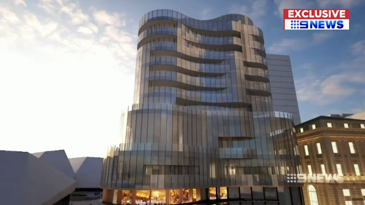 Exclusive look at Adelaide's new casino hotel