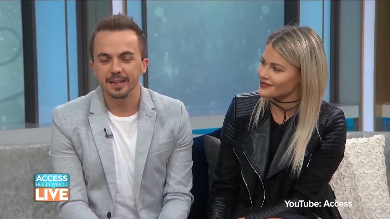 Frankie Muniz talks about memory loss and how his girlfriend Paige helps