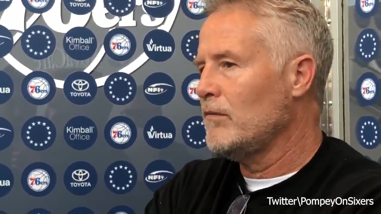 Brown reacts to Fultz news