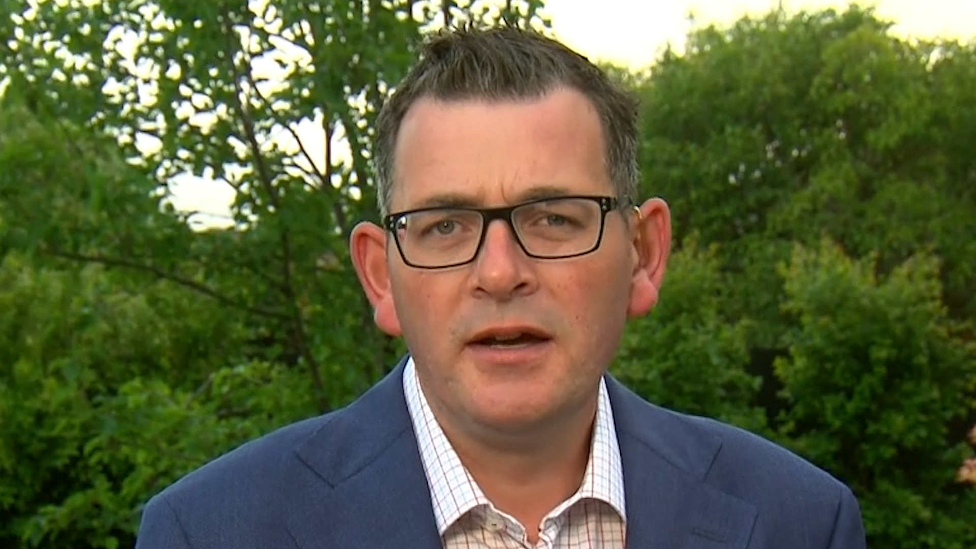 Daniel Andrews on the airport rail link