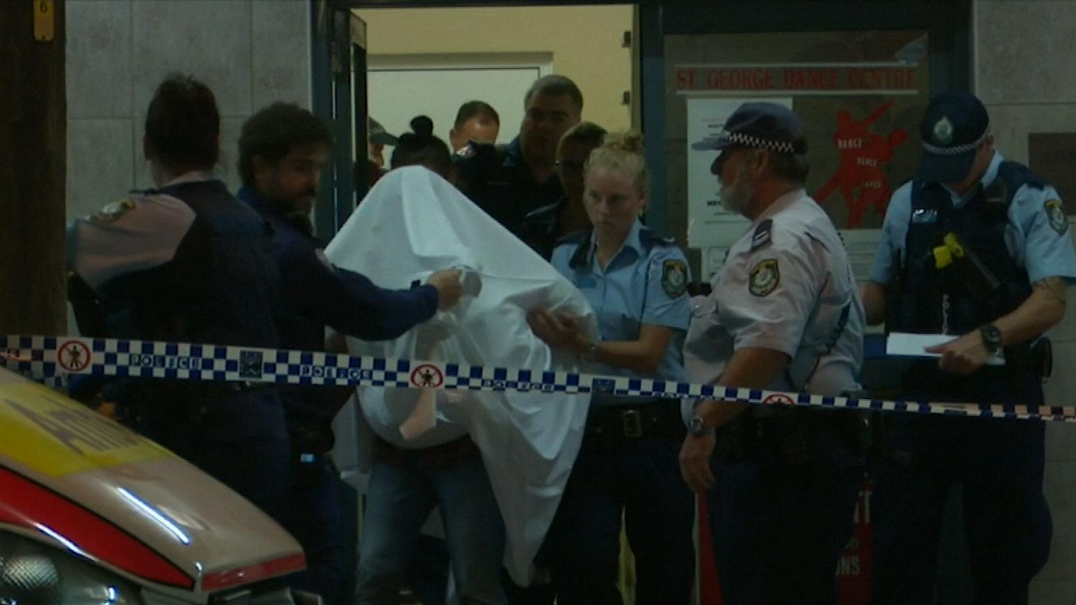 Police investigate 'threatening phone calls' before Kogarah 'sex assault'