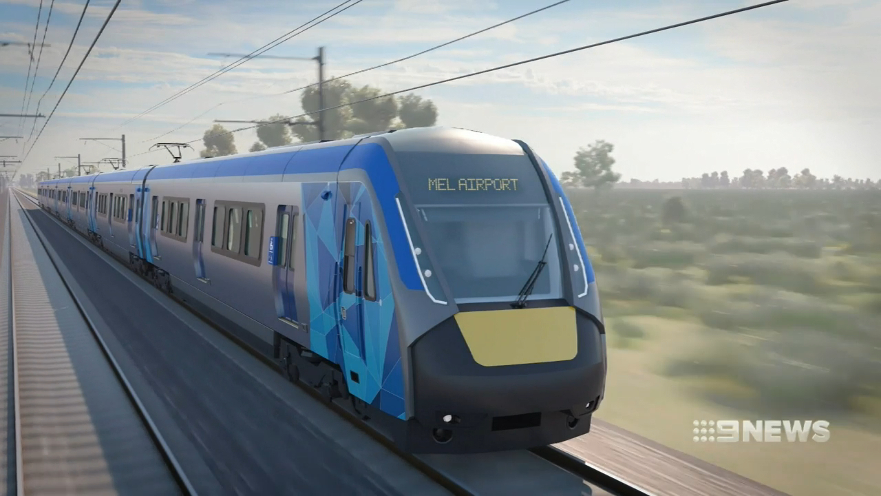 Melbourne Airport Rail Link construction could start in two years