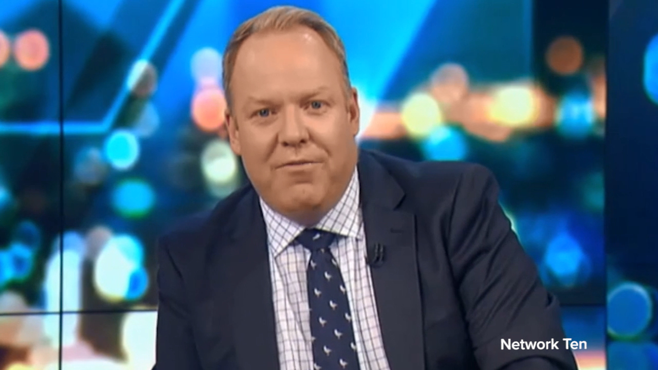 Peter Helliar talks about being used in online scams