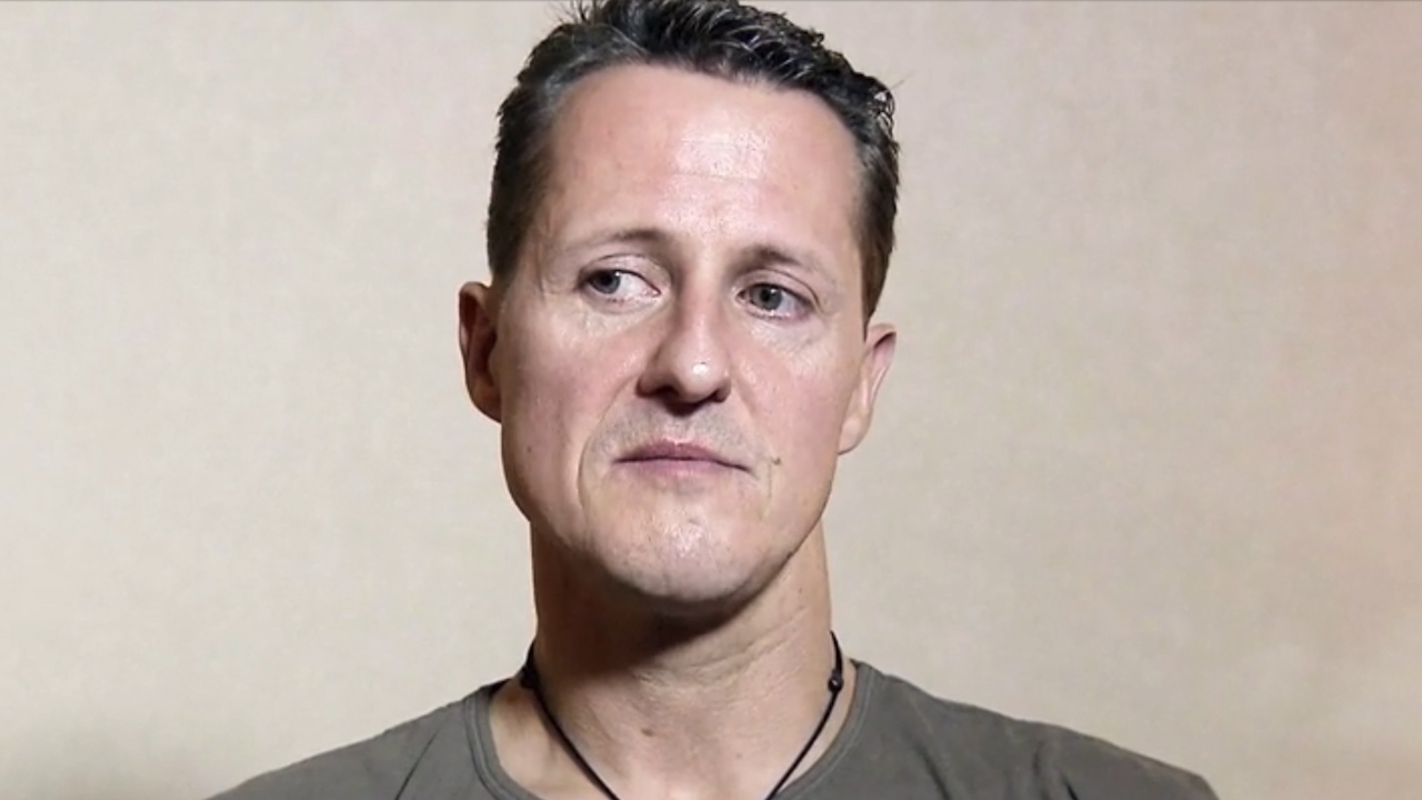 Haunting new Schumacher video released