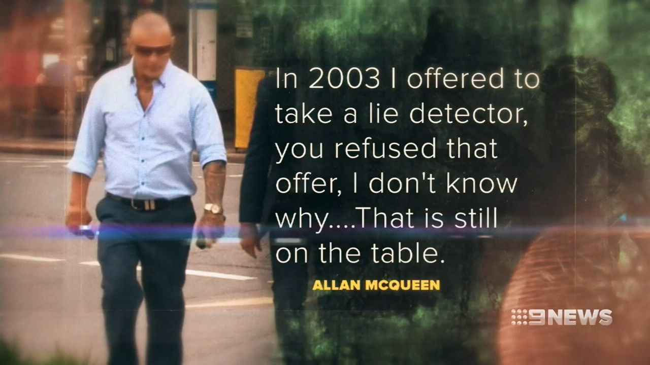 Notorious criminal offers to take lie detection test
