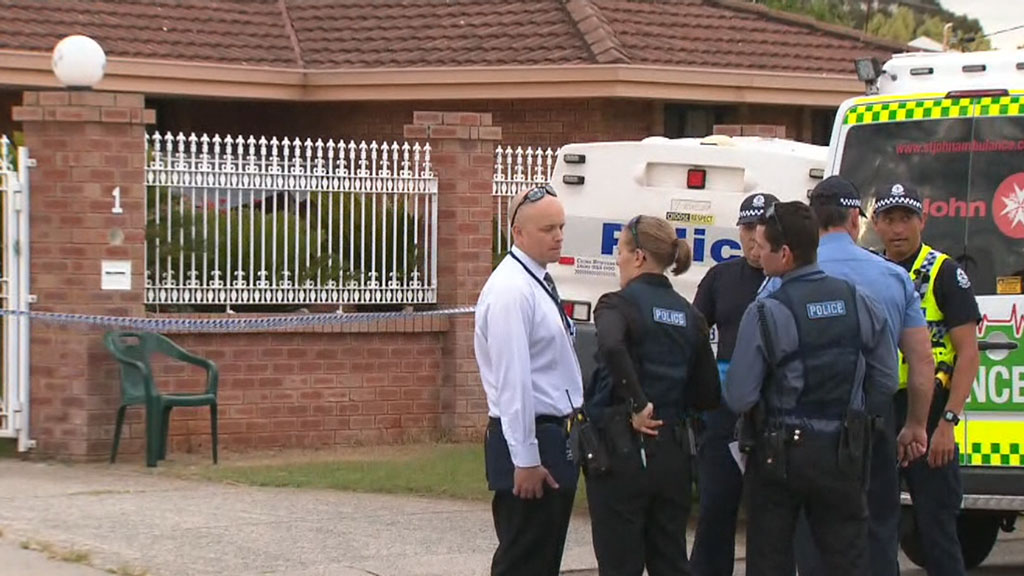 Man shot dead by police in Perth