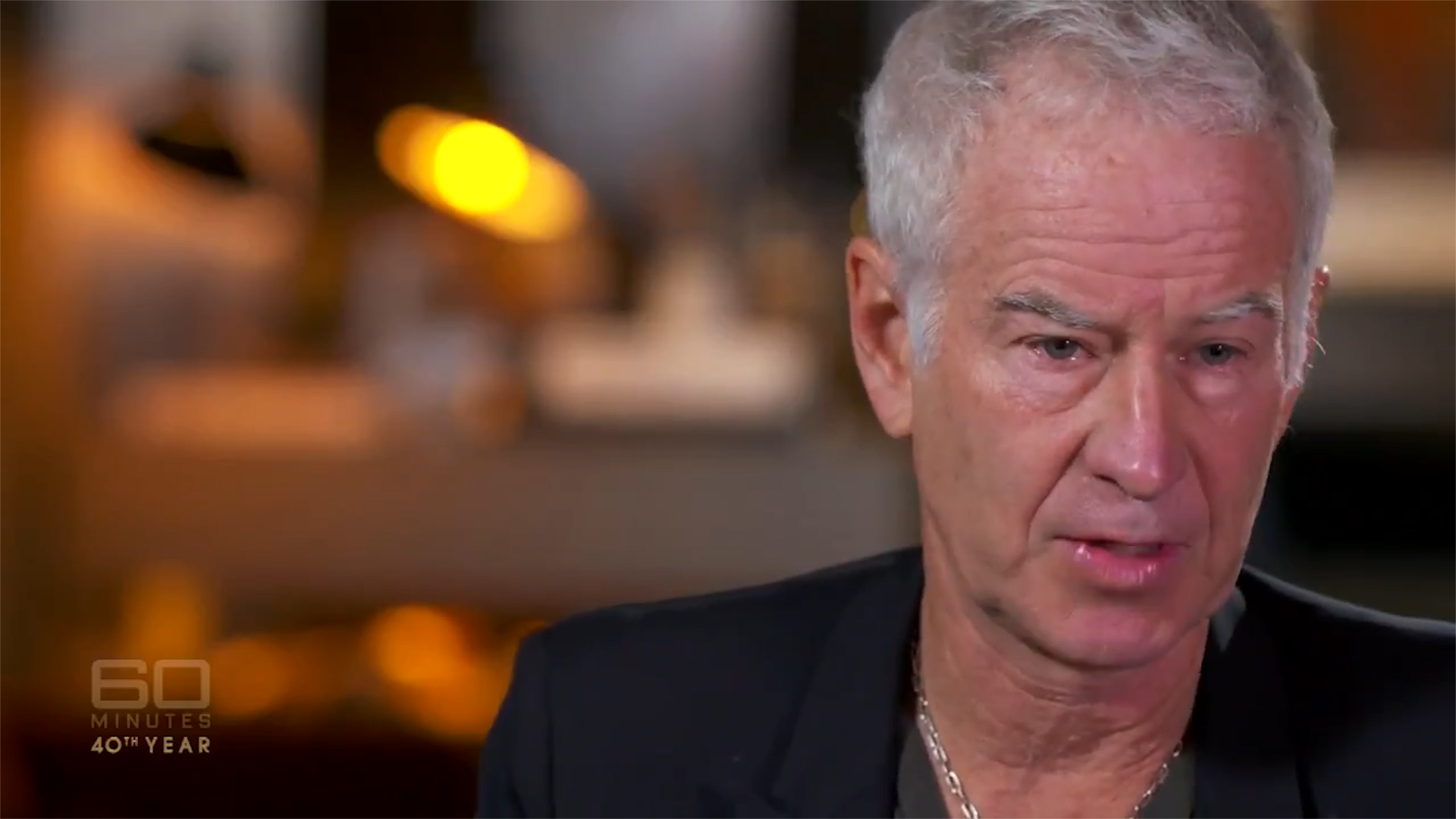 McEnroe answers Serena challenge question