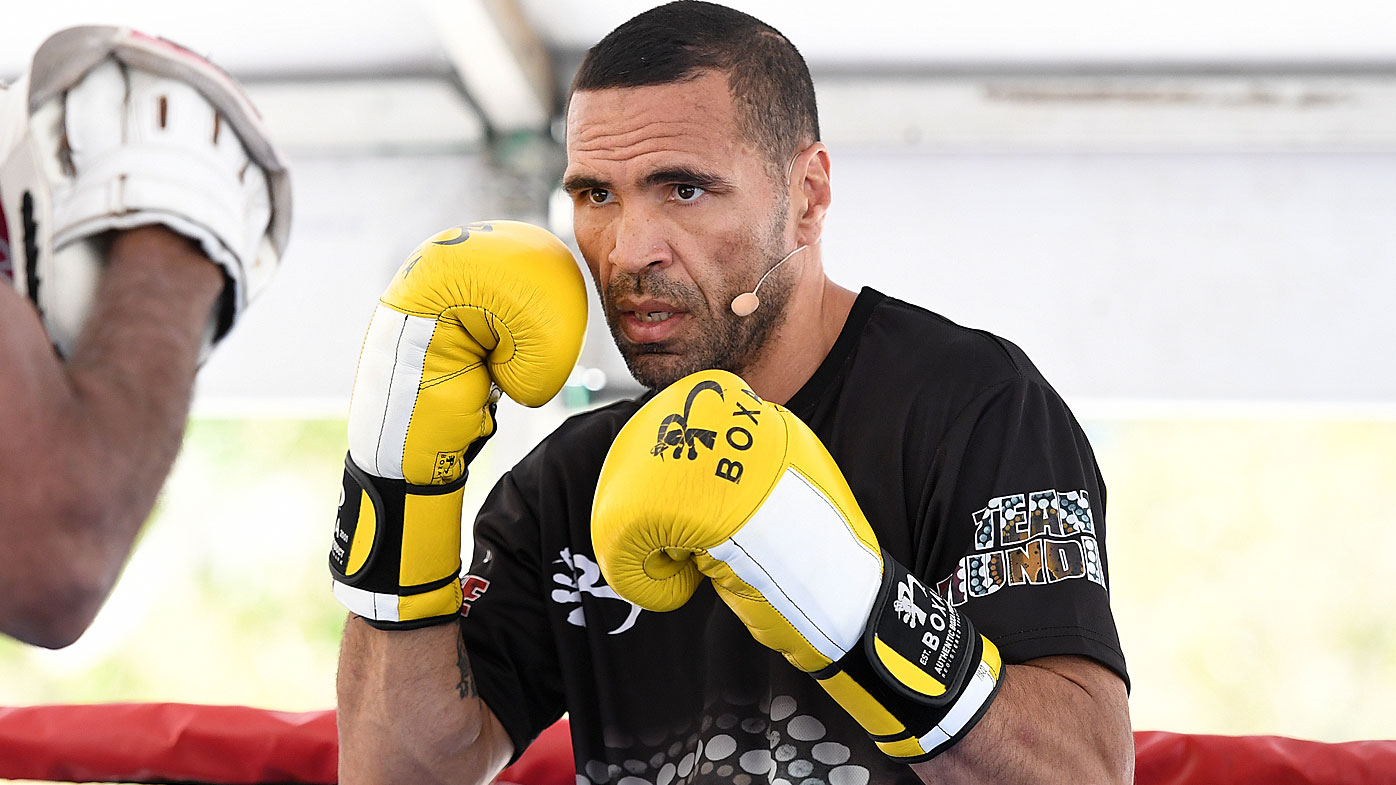 He's going to be cut: Mundine