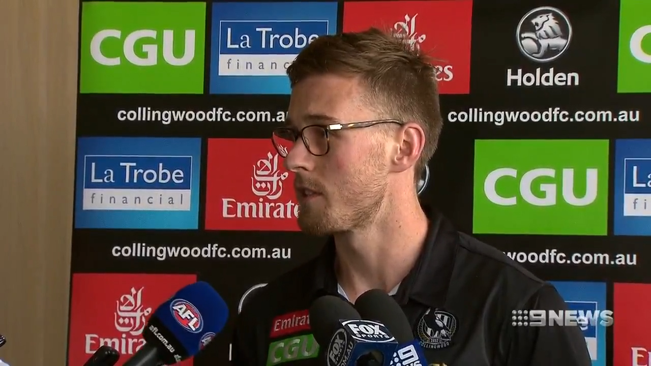 Roughead explains why Collingwood move made sense