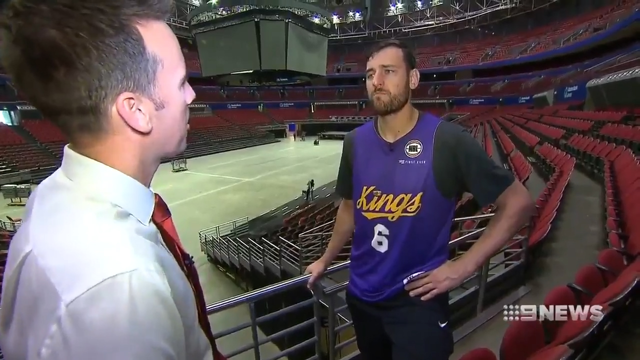 Bogut adjusting to Sydney life