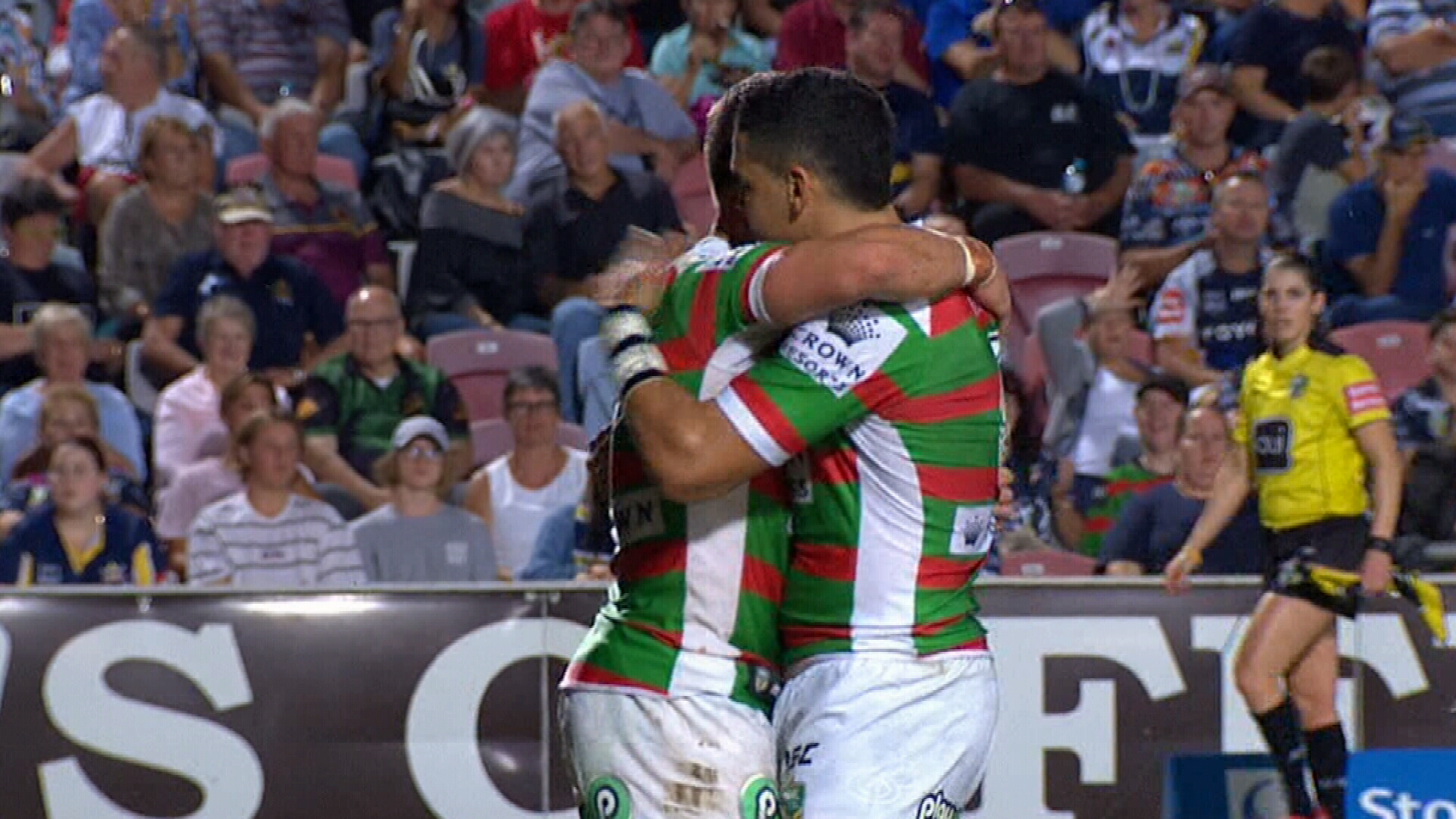 The call that kept Cook at Souths