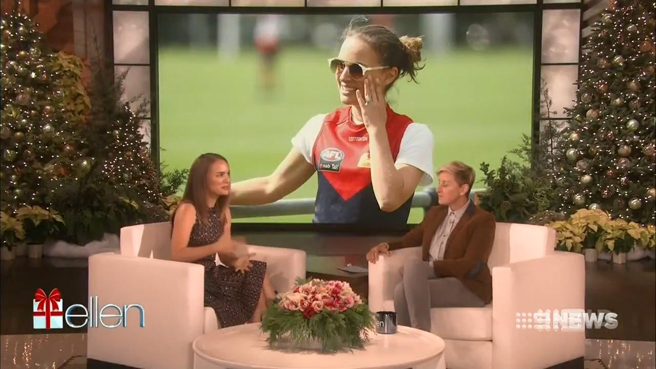 Demons get exposure on The Ellen Show