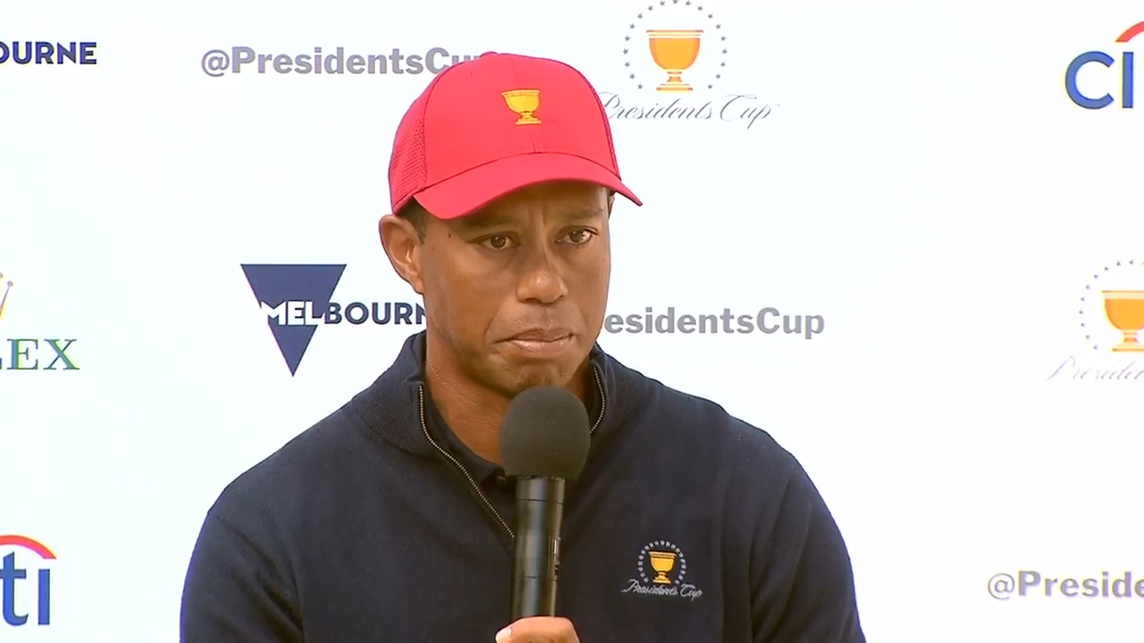 Woods faces Pres Cup selection dilemma