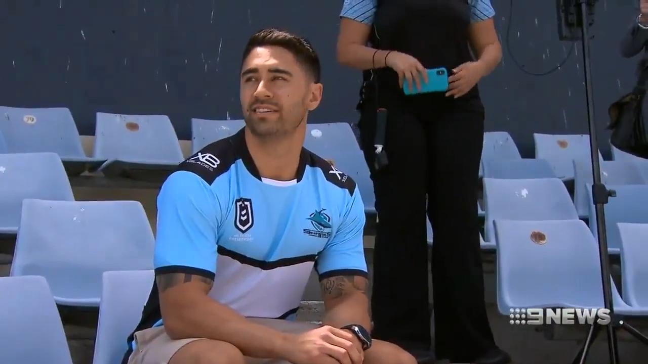 Johnson eyes Premiership with Sharks